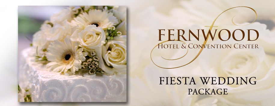 Fernwood Hotel Fiesta Package Banner